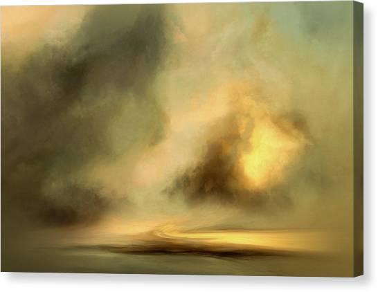 Sublime Canvas Print - Lucent by Lonnie Christopher