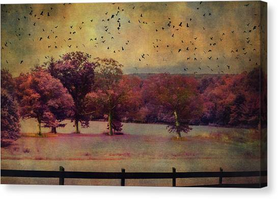 Lucid Ehereal Dream Canvas Print