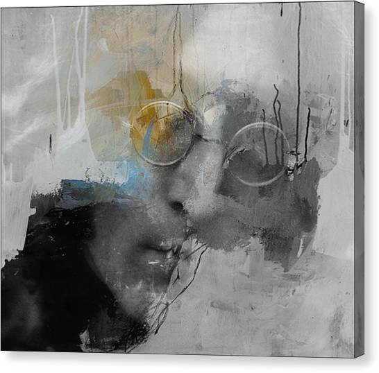 Musician Canvas Print - Lucy In The Sky With Diamonds  by Paul Lovering