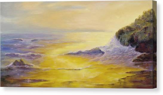 Lufenholtz At Sunset Canvas Print