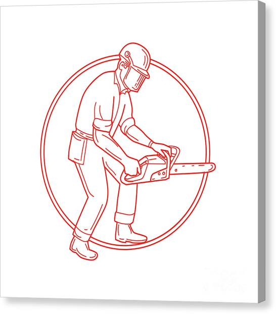 Chain Saw Canvas Prints Page 2 Of 3