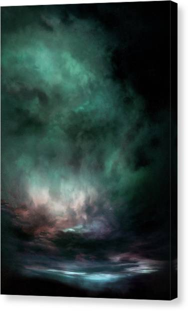 Sublime Canvas Print - Lumen Sky by Lonnie Christopher