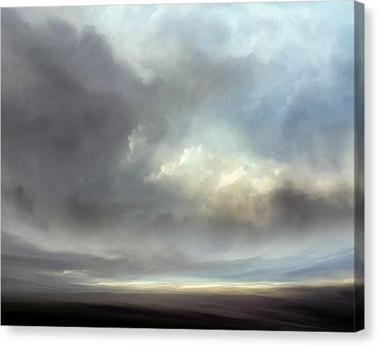 Cloud Canvas Print - Luminous Landscape by Lonnie Christopher