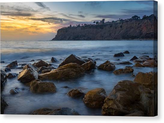 Lunada Bay Canvas Print