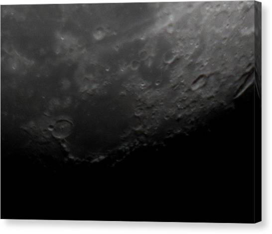 Lunarscape Canvas Print by Traves Wood