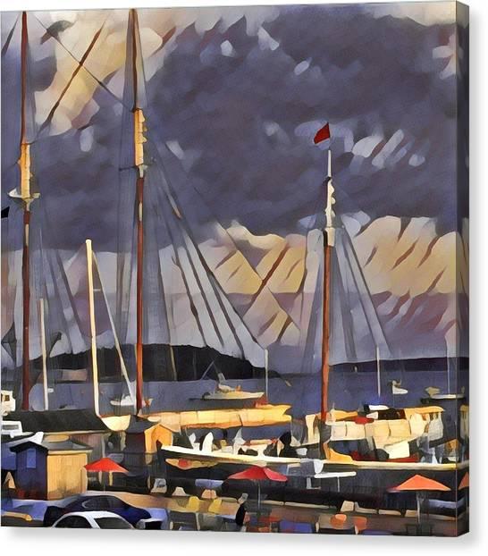 Lunenberg Canvas Print