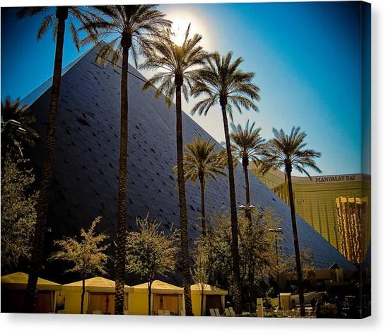 Luxor Las Vegas Canvas Print by Patrick  Flynn