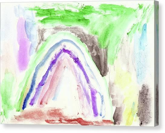Maciah S Canvas Print by Maciah S