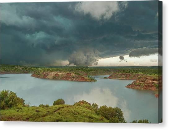 Mackenzie Storm Canvas Print