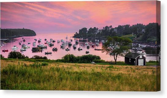 Mackerel Cove Canvas Print
