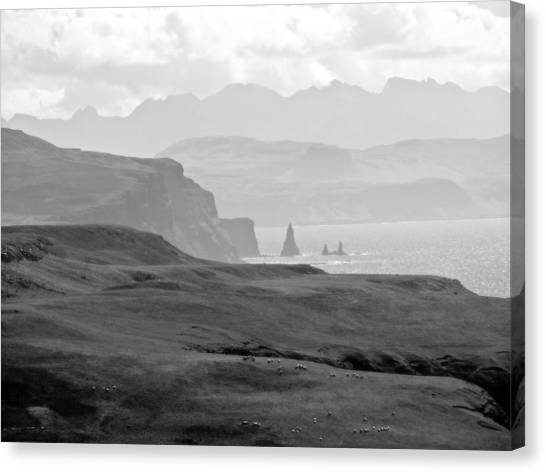 Macleod's Maidens Canvas Print by Dan Andersson