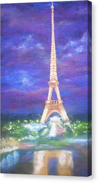Madelein's France Canvas Print