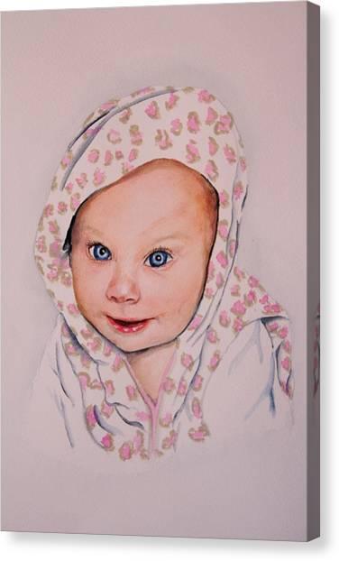 Madi Canvas Print