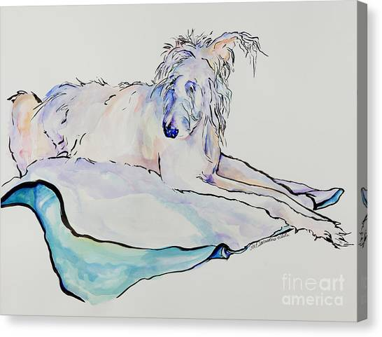 Maevis Canvas Print