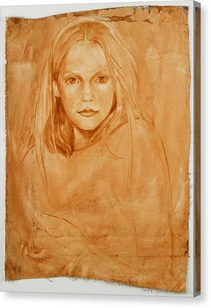Magdeline Canvas Print