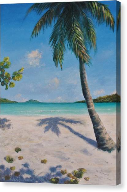 Magens Bay Morning By Alan Zawacki Canvas Print
