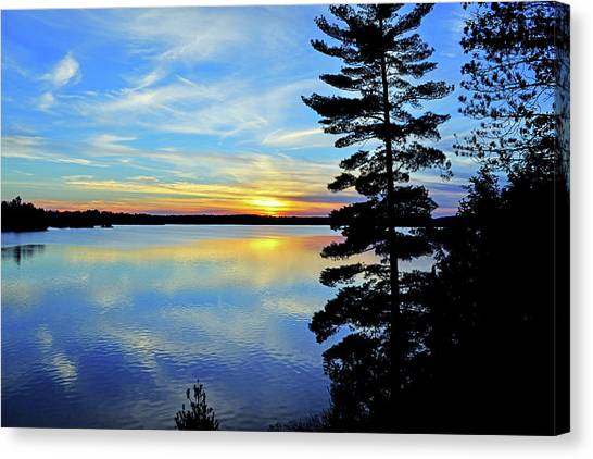 Magic Hour Canvas Print