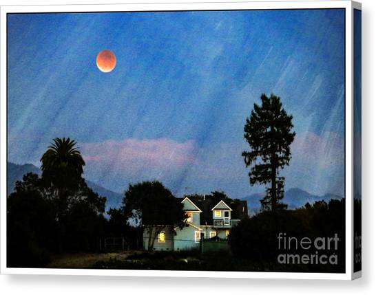 Magic Nights Canvas Print