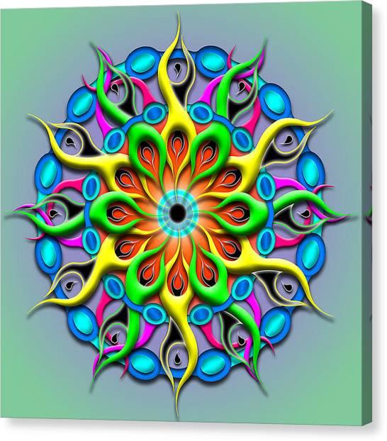 Magical Hypnosis Canvas Print