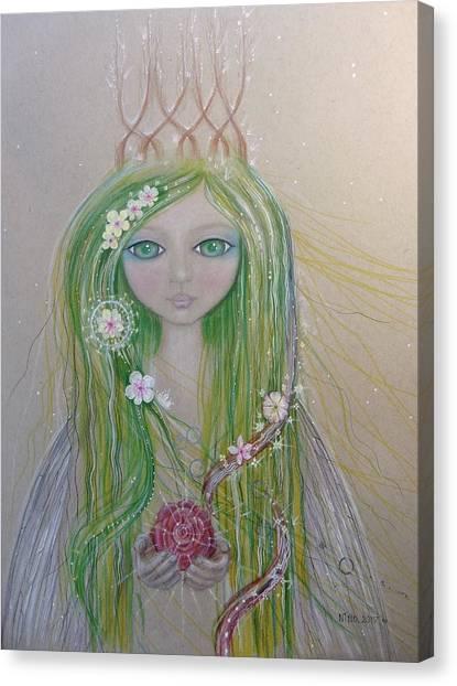 Magical Light  Canvas Print