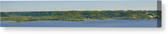 Maiden Rock, Wi Canvas Print