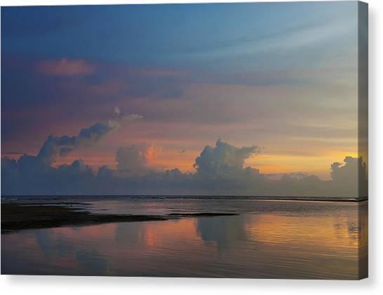 Majestic Rise Canvas Print