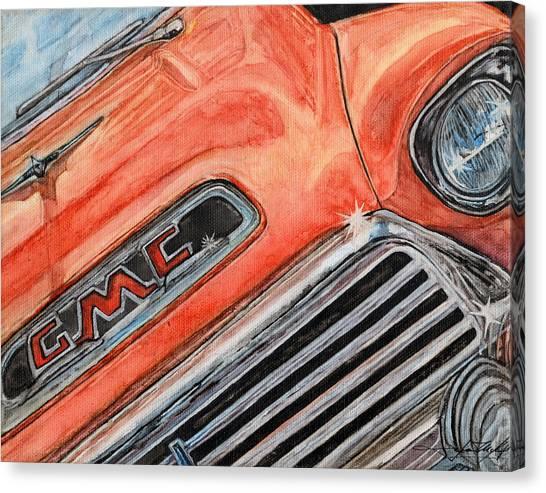Man Cave #1 Canvas Print by Jason McKeel