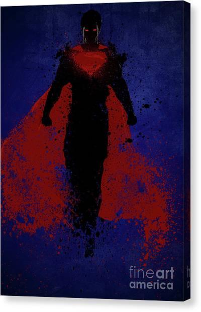 Batman Symbol Canvas Prints Page 2 Of 4 Fine Art America