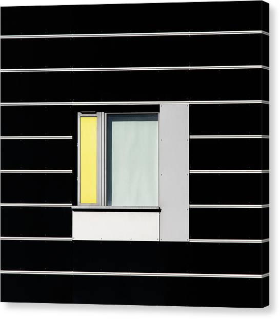 Manchester Windows 1 Canvas Print