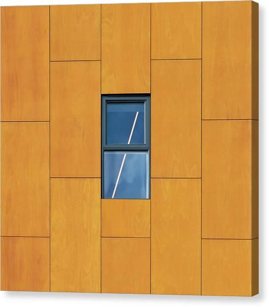 Manchester Windows 2 Canvas Print