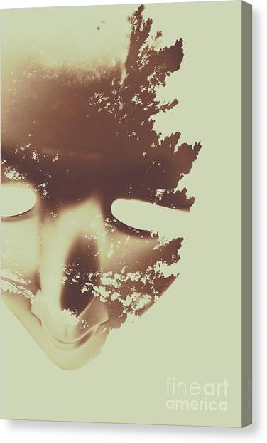 Meditation Canvas Print - Manifest Destiny by Jorgo Photography - Wall Art Gallery