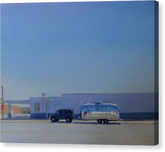 Marfa Texas Canvas Print