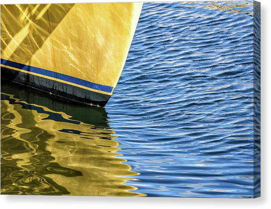 Maritime Reflections Canvas Print