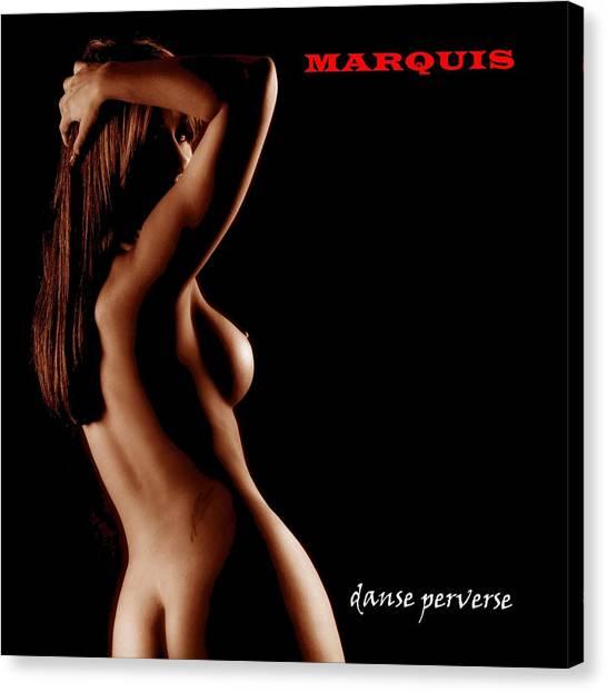 Marquis - Danse Perverse Canvas Print