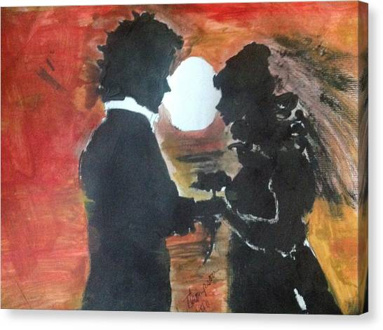God Canvas Print - Married Under The Sun by Love Art Wonders By God
