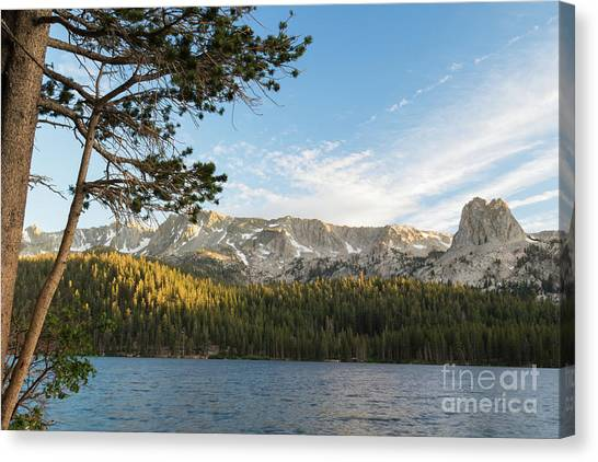 Marry Lake  Canvas Print