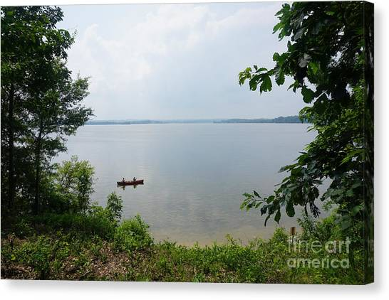 Mason Neck Virginia Canvas Print