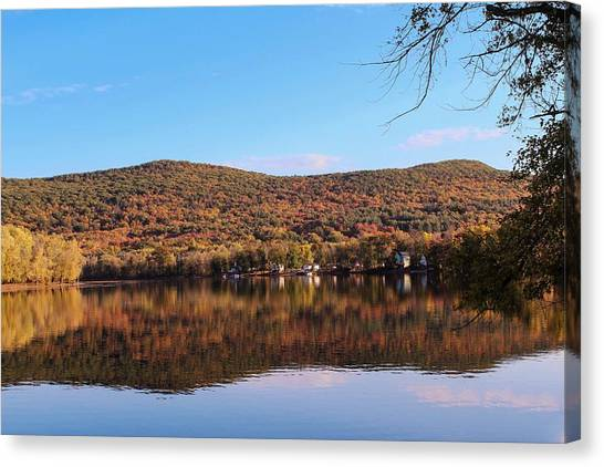 Mass Audubon Arcadia Wildlife Sanctuary Easthampton Canvas Print