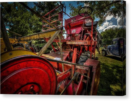 Massey Ferguson Canvas Prints (Page #3 of 4) | Fine Art America