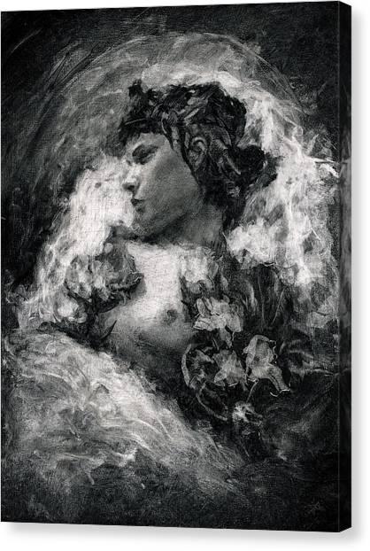 Masterstudy 23 Canvas Print