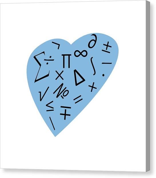 Heart Math Canvas Prints (Page #3 of 11) | Fine Art America