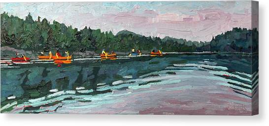 Mattawa Morning Canvas Print