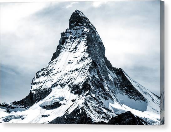 Matterhorn Canvas Print - Matterhorn by Design Turnpike