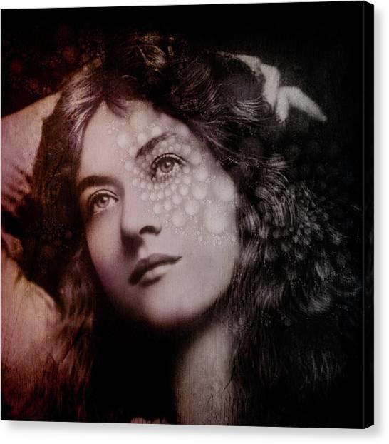 Maude Canvas Print