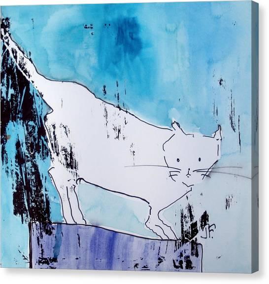 Canvas Print - Maurice by Jane Ferguson