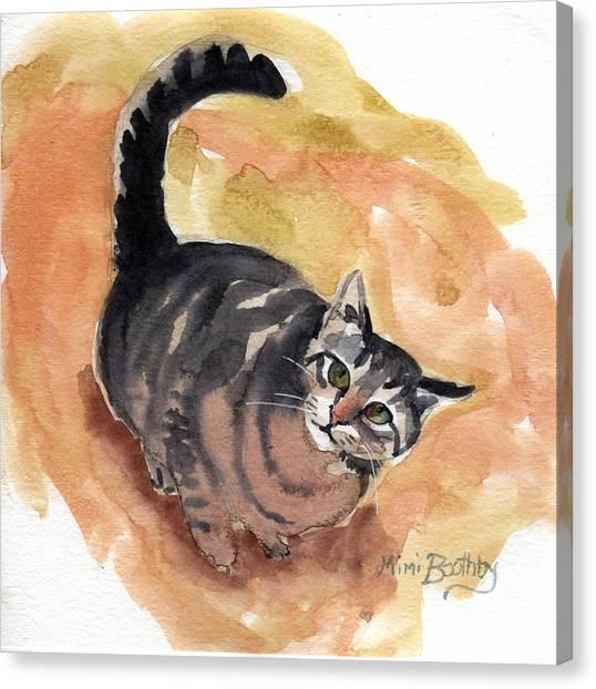 Maxi 1 Canvas Print