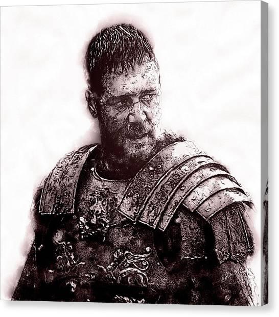 Maximus Decimus Meridius - 03 Canvas Print