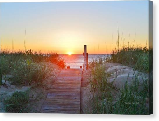 May 26, 2017 Sunrise Canvas Print