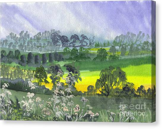 May Essex Uk Canvas Print by Dianne Green