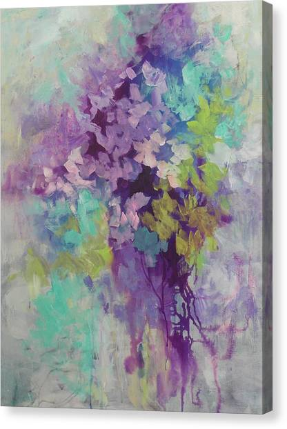 May Morning Canvas Print